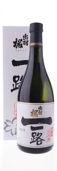 出羽桜酒造 一路 純米大吟醸 720ml