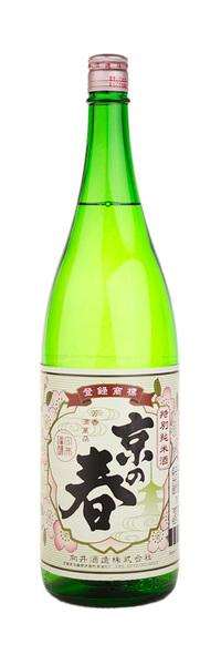 向井酒造 京の春 特別純米 1800ml 28BY